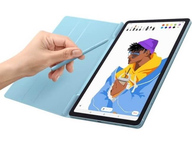 Great mid-range tablet Samsung Galaxy Tab S6 Lite