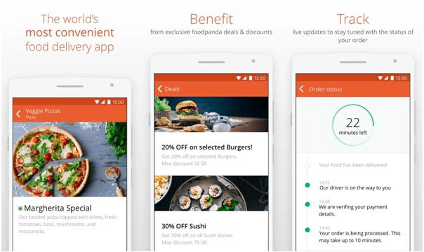 Hello Food App