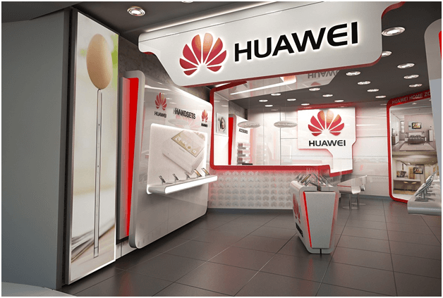 Huawei smartphones in South Africa