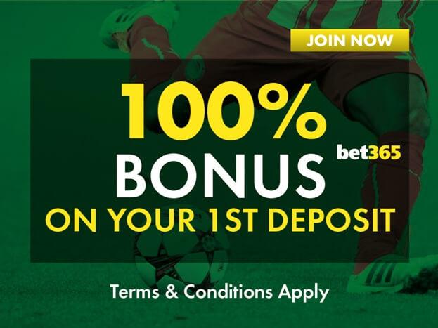 100% Bonus on your First Deposit