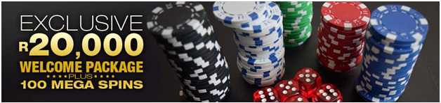 Omni Casino Bonus in Rand