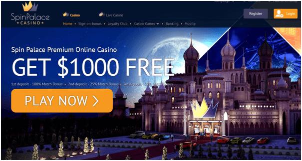 www spin palace casino com