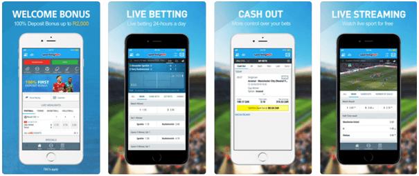 Sporting bet app