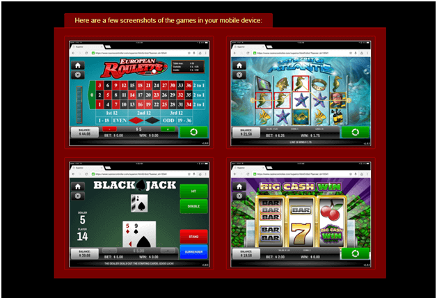 Superior-casino-mobile-games-screen-shot