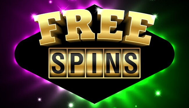 What are free spin bonuses at online casinos