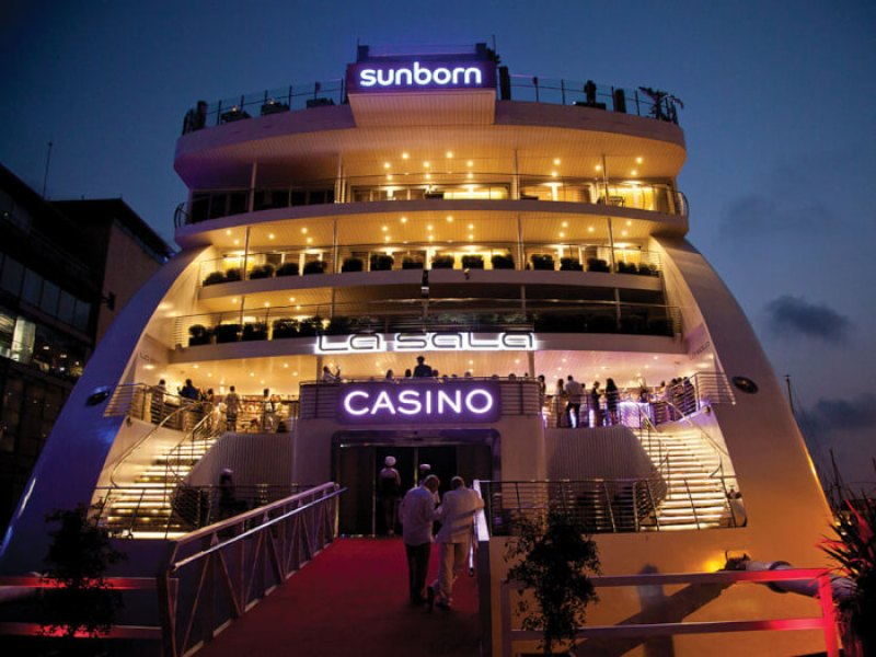 Best slots on cruise ships