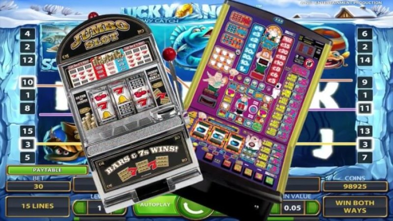Casino Video Slots Strategy