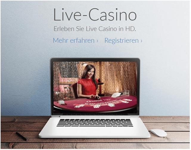 Das Ruby Fortune Live Casino bietet Live Dealer Spiele für deutsche Spieler