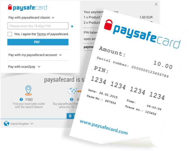 Paysafecard Per Telefon Kaufen
