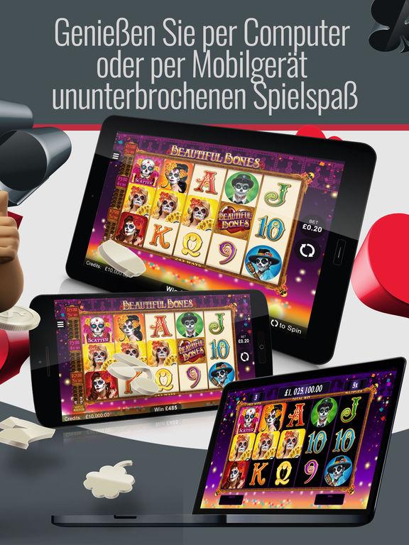 Bei Platinum Play werden Ihnen Slots und Live-Casino sowie Tischspiele angeboten, die Sie sofort auf Ihrem Handy spielen können