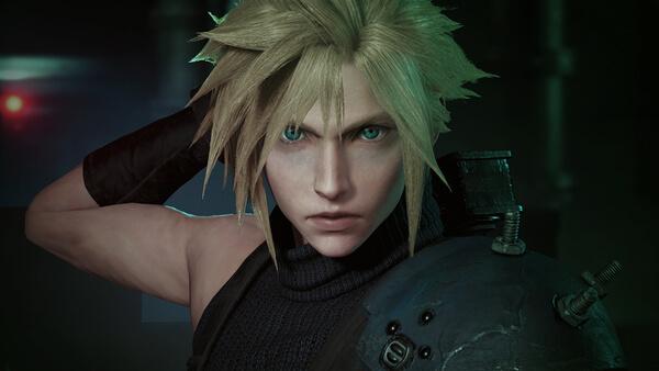 Cloud, Final Fantasy VII