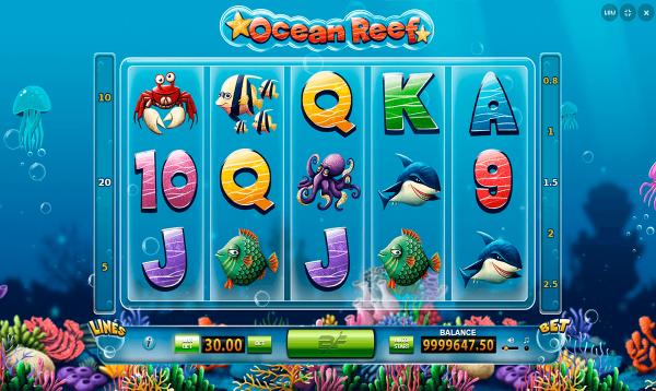 Ocean Reef Slot Machine Online ᐈ BF Games™ Casino Slots