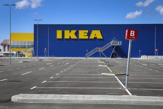 Ikea v nizkem startu za odprtje trgovine v Ljubljani - Slovenske novice