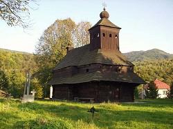 Holzkirche Ulicske Krive