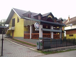 Pension Kremenec in Nova Sedlica