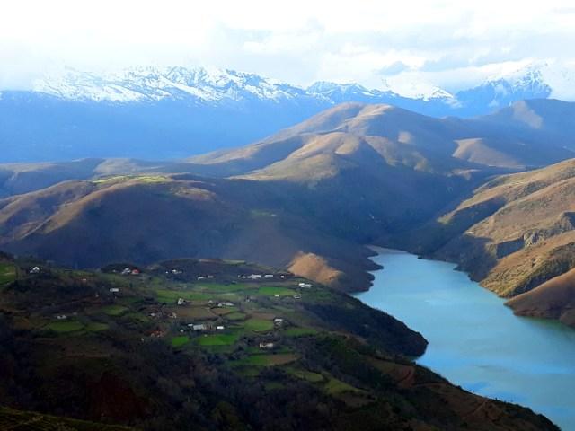 Albanie nord valbona
