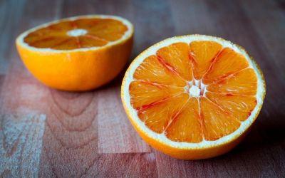 Dulces de naranja