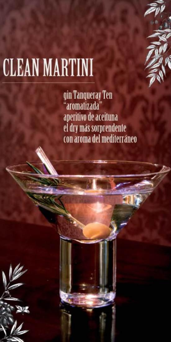 Clean Martini