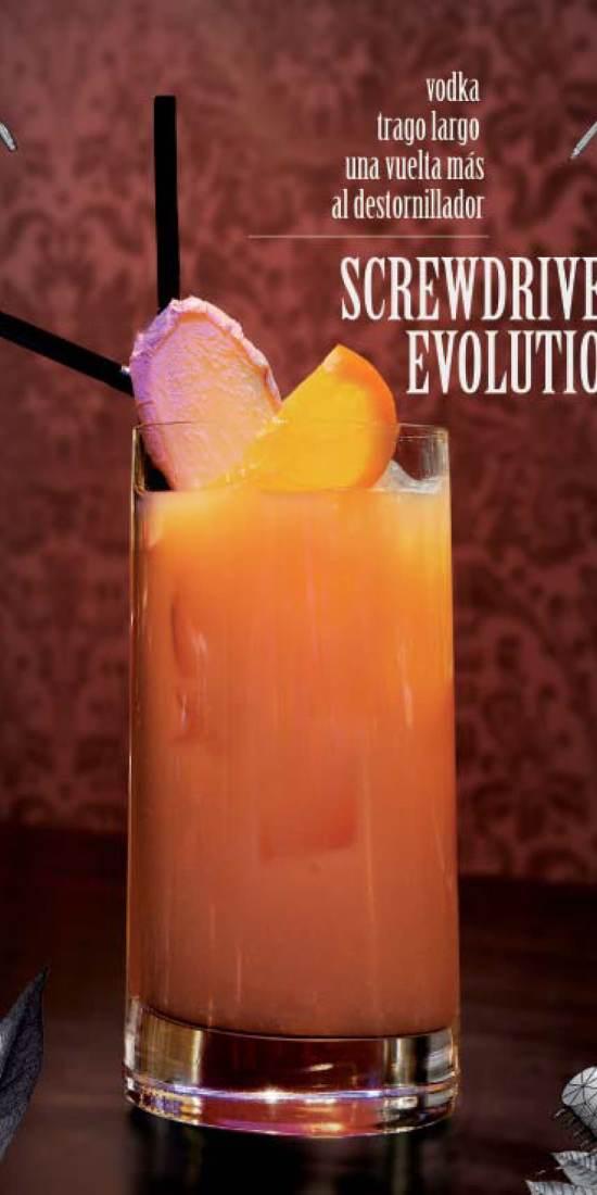 Screwdriver Evolution