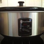 RUSSELL HOBBS 3.5L FAMILY SLOW COOKER