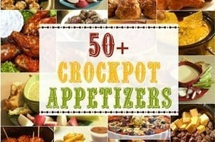 Big List of 50+ Crockpot Appetizers