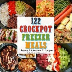 freezer crockpot meals