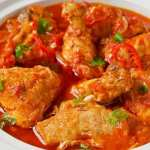 Crock Pot Mexican Chicken close up