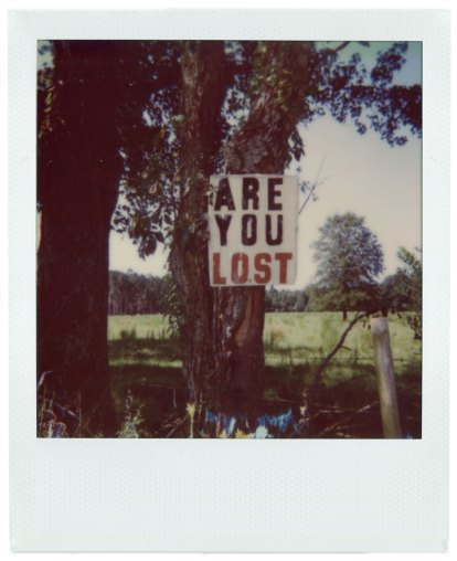 Are You Lost © David McCarty