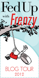 'Fed Up with Frenzy' Blog Tour Coming to a Screen Near You