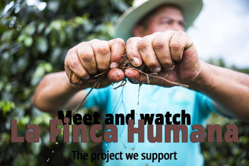 La finca Humana – Sur le chemin d'une ferme humaine