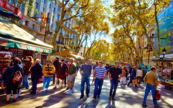 Barcelona © Moyan Brenn
