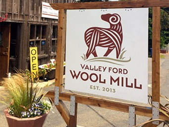 Valley Ford Mercantile and Wool Mill