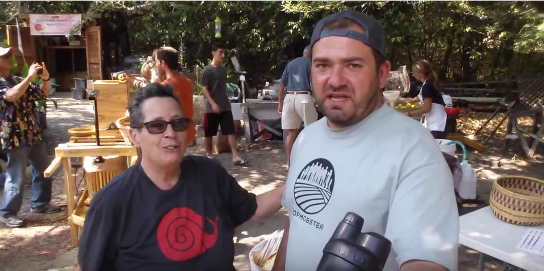 Nikki Bobby interviews Sue Deevy about the Sebastopol Community Apple Press