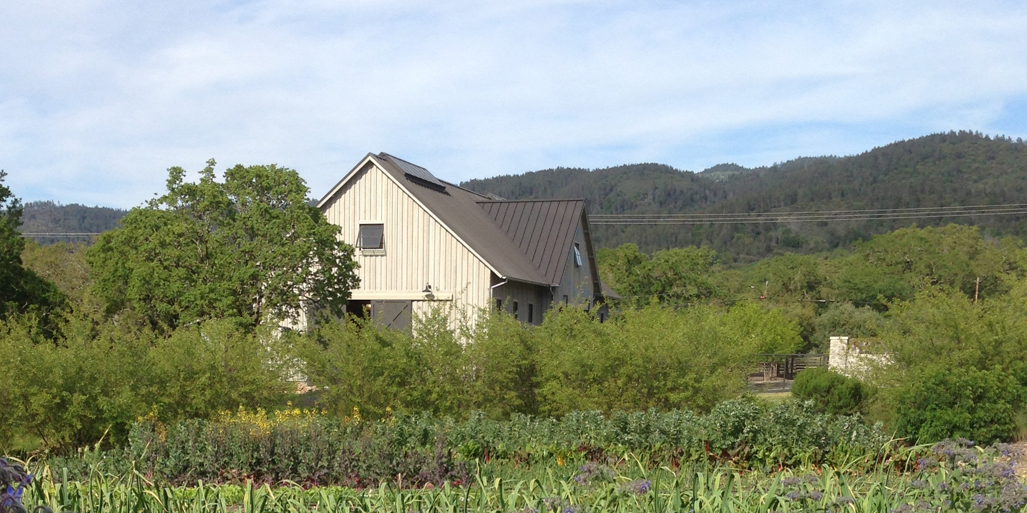 The Barn at Flatbed Farm, 13450 Sonoma Hwy (Hwy 12), in Glen Ellen, CA