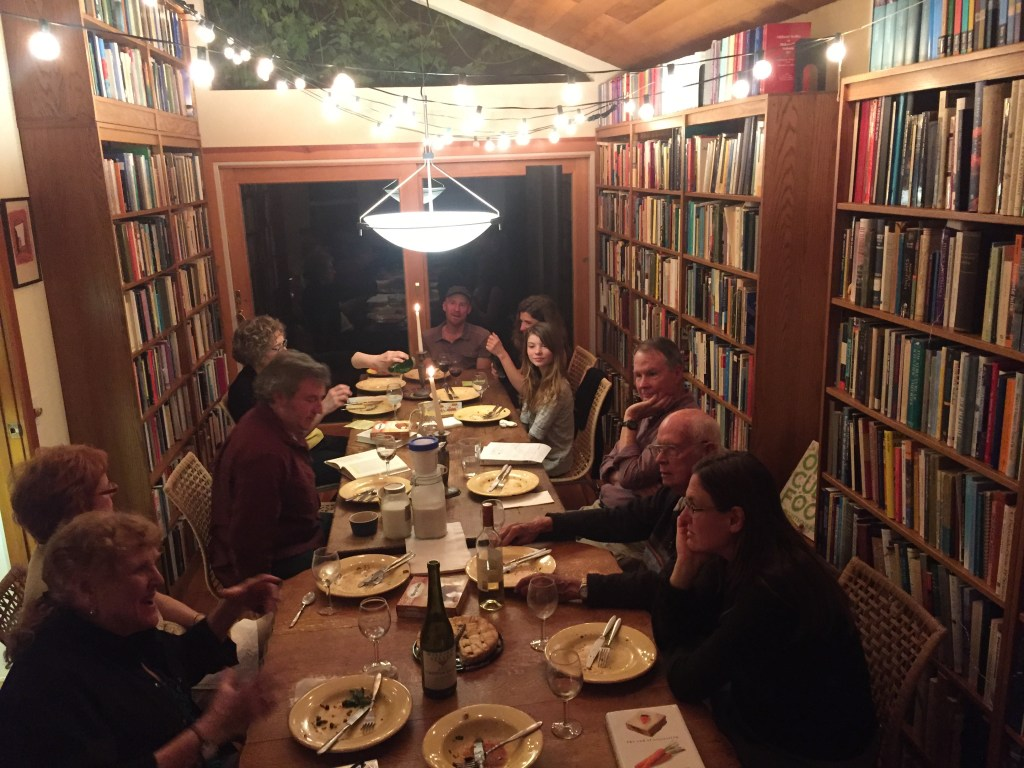 Book Group at the May 5 session on The End of Overeating