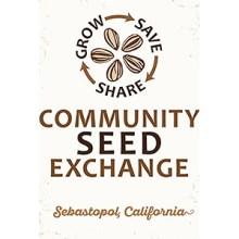 Sebastopol Community Seed Exchange logo