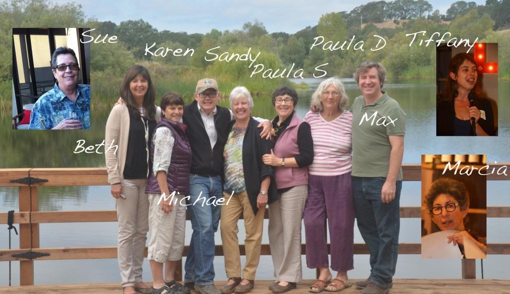 Slow Food Russian River 2016 Leaders Team