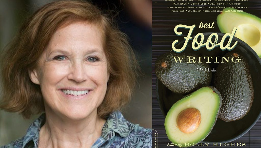 The Slow Food Russian River Book Group will be discussing essays from the book Best Food Writing 2014, edited by Holly Hughes.