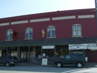 Make a Wander (F) Odd Fellows Hall in Geserville