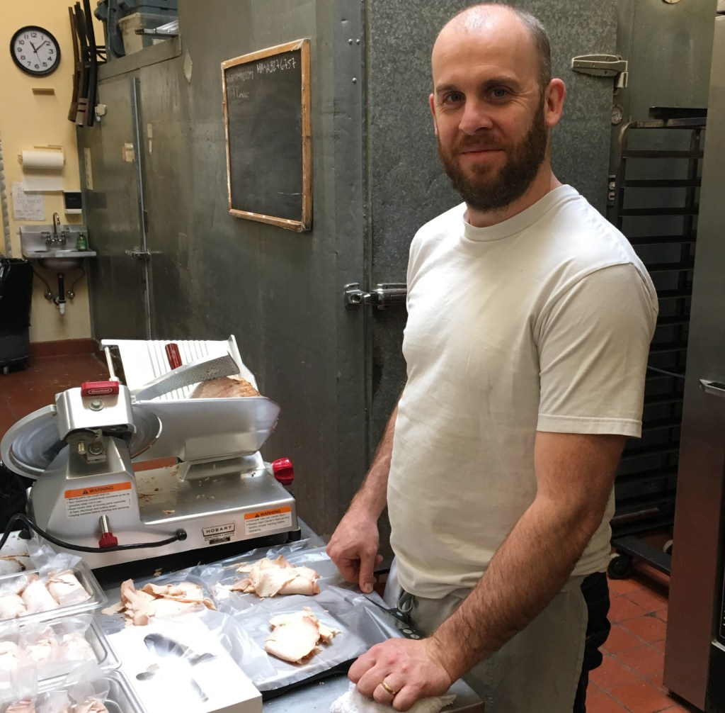 Healdsburg Downtown Bakery – Joe Stewart