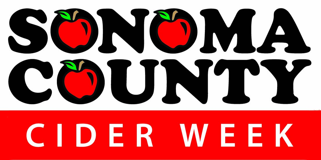 Sonoma County Cider Week logo