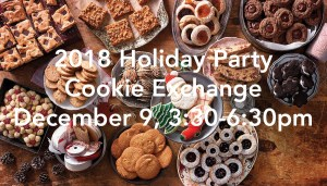 2018 Slow Food Russian River Holiday Party – Cookie Swap