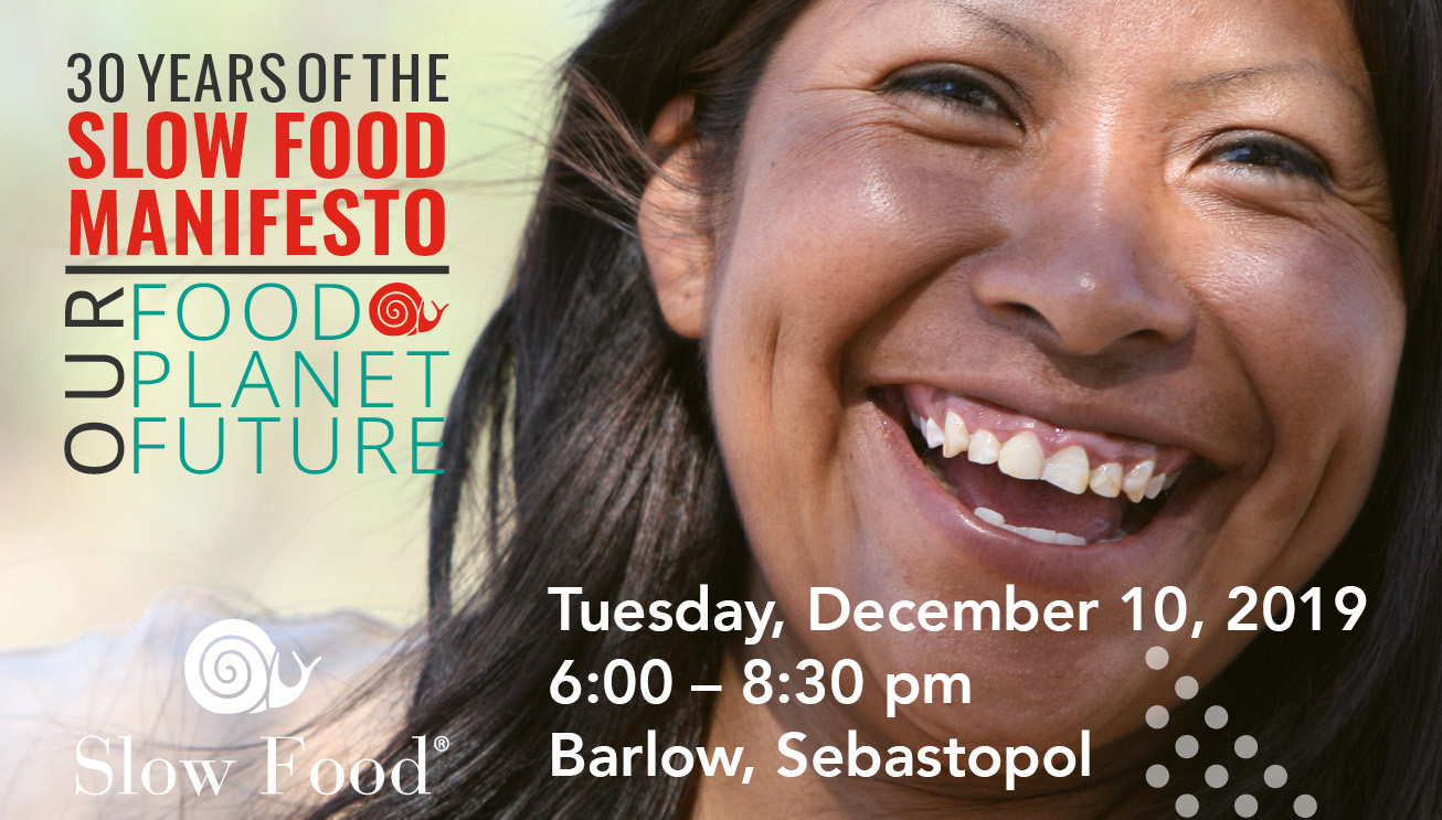 Slow Food: 30 Years of Projects Around the World