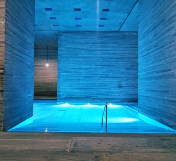 Architecture as Experience: Peter Zumthor's Thermal Baths