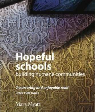 The educational book to read in 2017: 'Hopeful Schools' by Mary Myatt