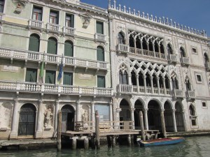 Decaying Elegance on the Grand Canal