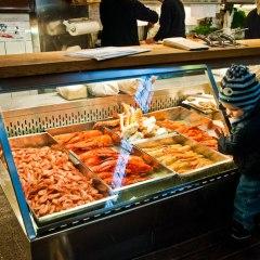 Stockholm's Historic Food Market Halls