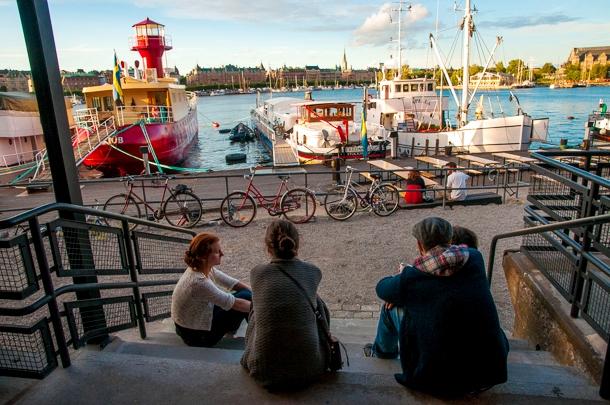 Staying Afloat: Stockholm's Botels