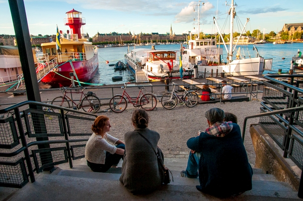 Staying Afloat: Stockholm's Botels