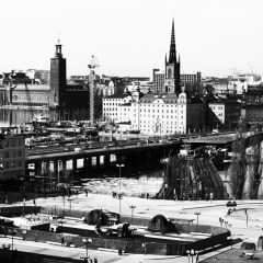 Street Photos: Stockholm in Black and White